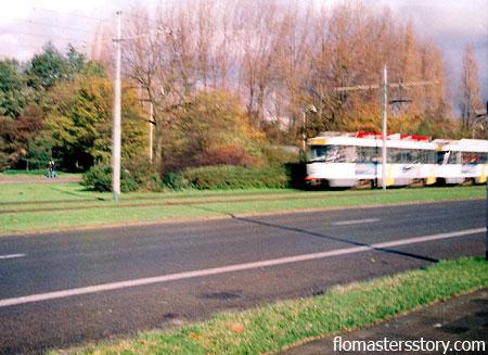 трамваи Антверпена