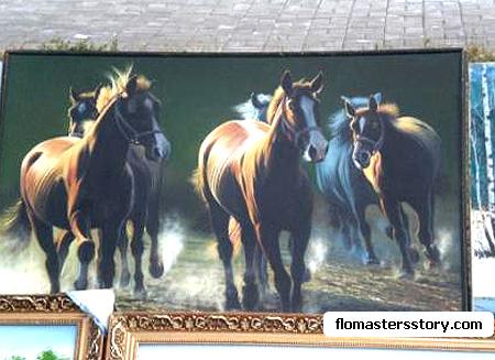 картины ташкентских живописцев