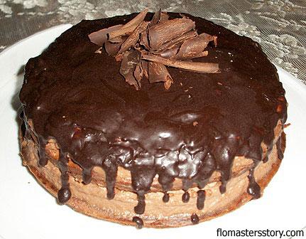 торт вкусняшка