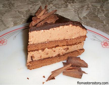 рецепт вкусного тортика