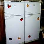 холодильники индезиты в доме