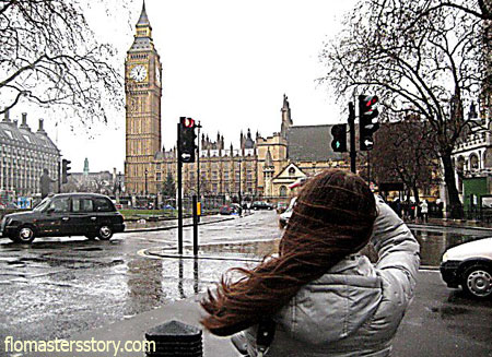 прогулки по лондонским улицам