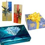 упаковки для подарков