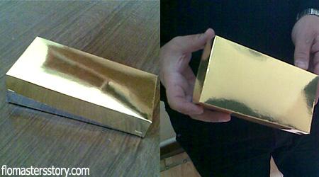 упаковка для подарка своими руками