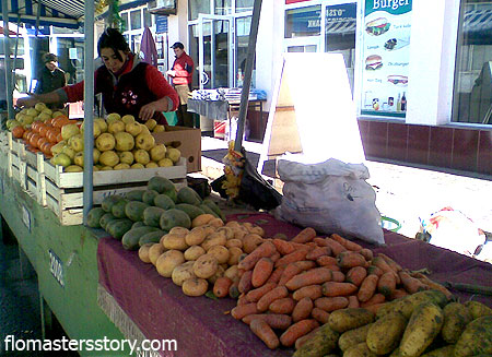 ташкентский базар