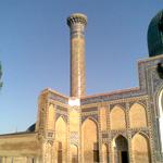 мавзолей Амир Темур