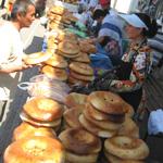 еда в Самарканде