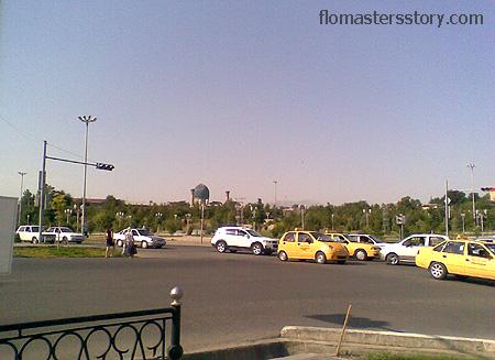 такси в Самарканде