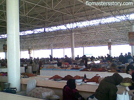 базары Ургенча
