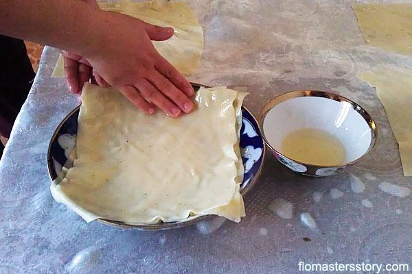норин, узбекская кухня