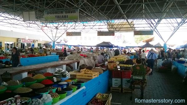 базар в Бухаре