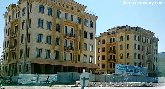 элитное жилье в Бухаре