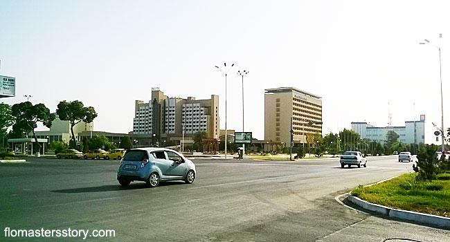 автотранспорт в Бухаре