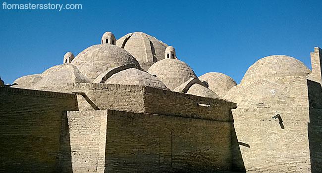купола Бухары