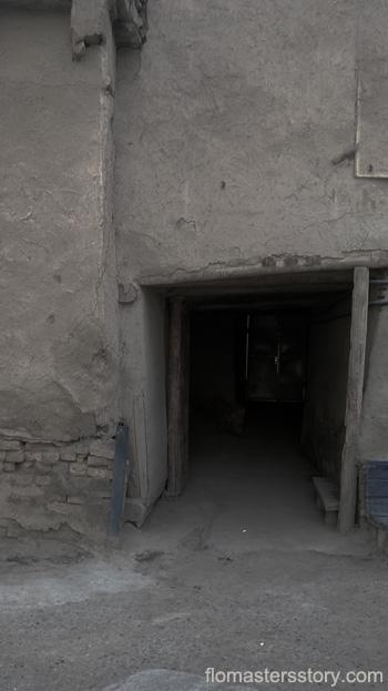 древняя Бухара