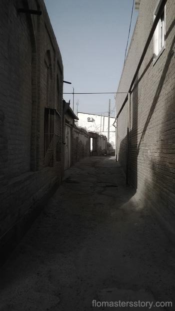 улицы старой Бухары