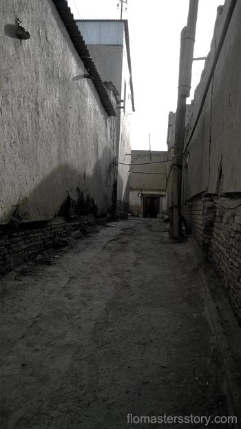 улочки Бухары