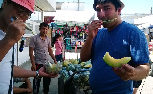 дани в Узбекистане