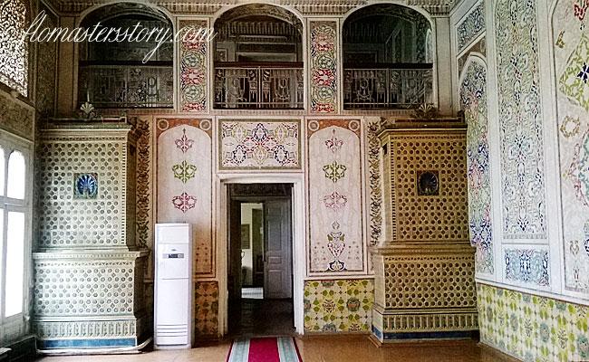 дом Абрама Калантарова