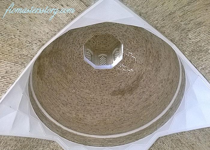 купола Средней Азии