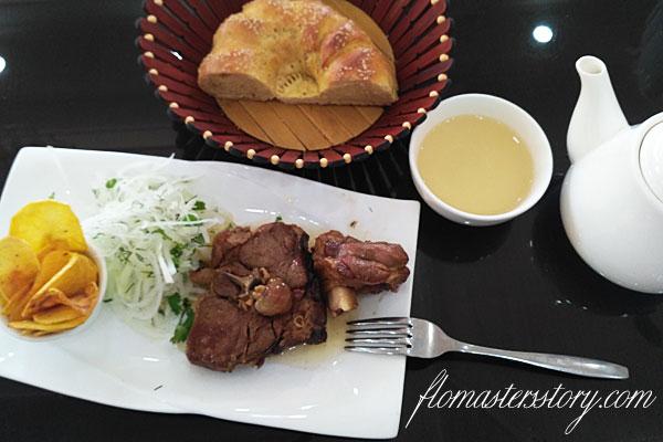 жиз, мясо по-узбекски