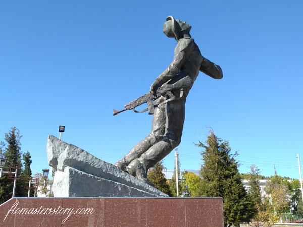 воины интернационалисты, памятники