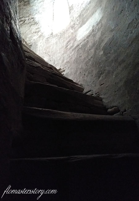 внутри минарета