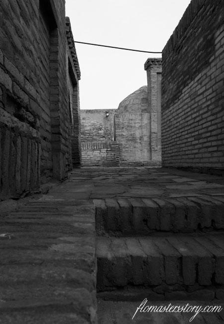 Ичан-Кала в фотографиях