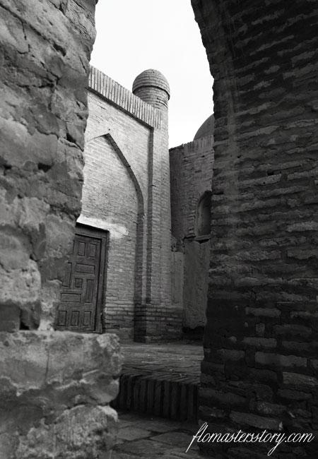 улицы Хивы