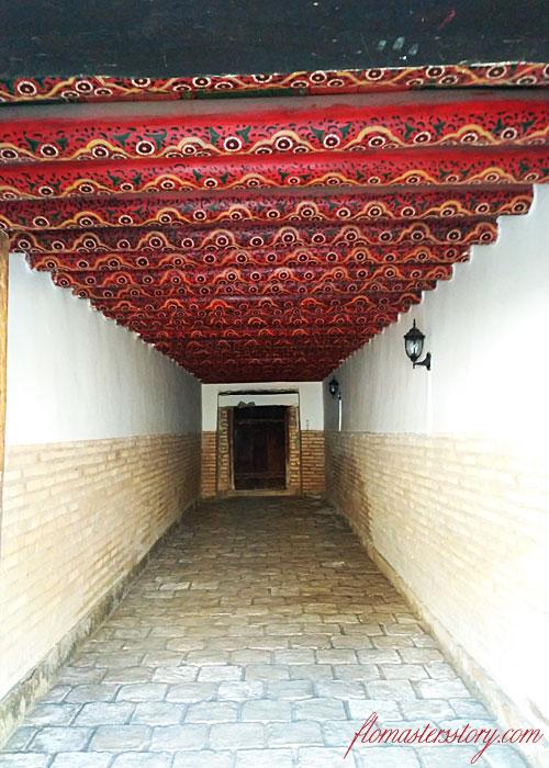 потолок украсить