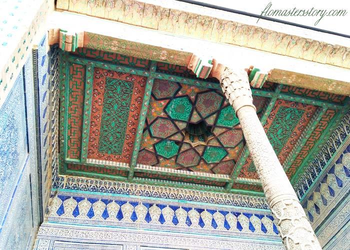 потолки гарема