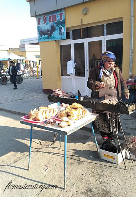 узбекские шашлыки фото