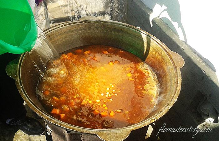 узбекские блюда рецепты