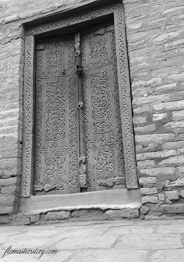 двери Ичан-Калы