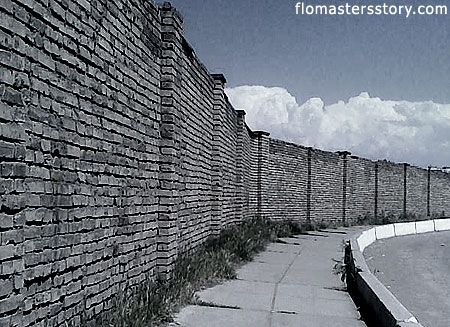 Стена по нашей жизни