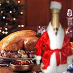 новогодняя еда