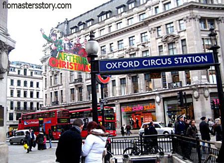 прогулки по Лондону
