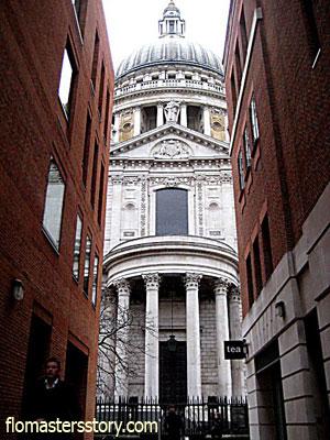 исторические места Лондона