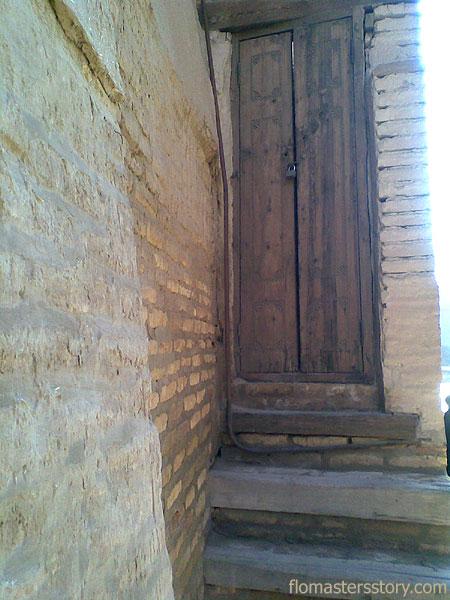 Хива старая дверь