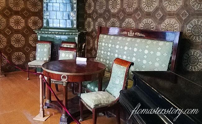 Самарканд музей