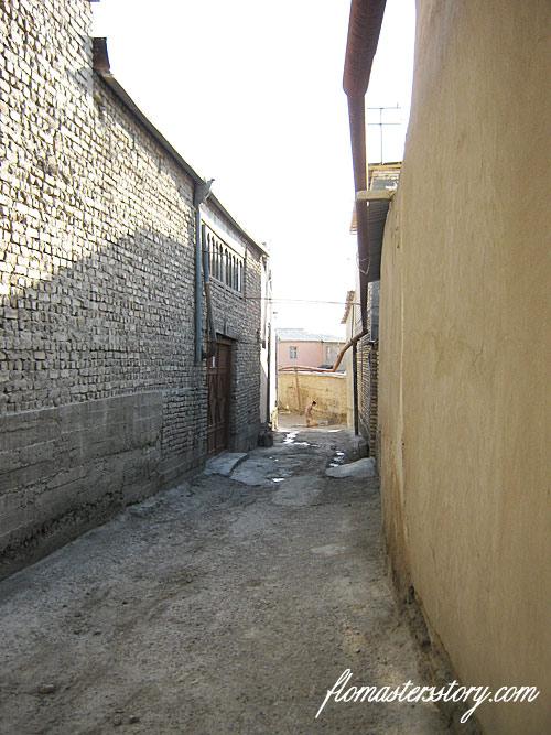улицы Бухары