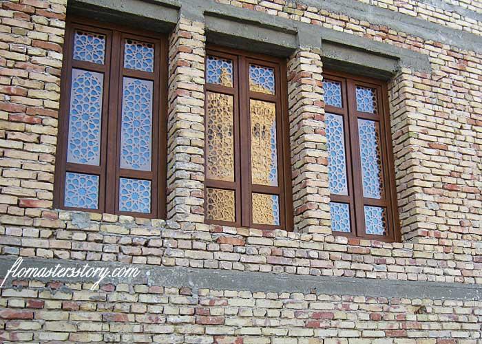окна Бухары
