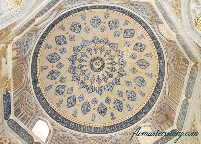 роспись купола