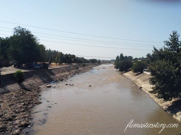 реки Ташкентской области