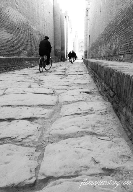 улицы Хивы фото