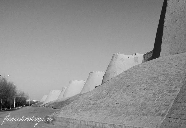 Хива крепость