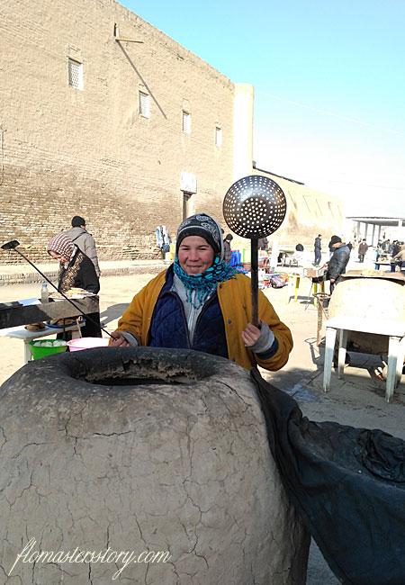 тандыр узбекский фото