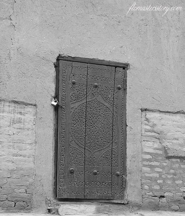 двери Хивы