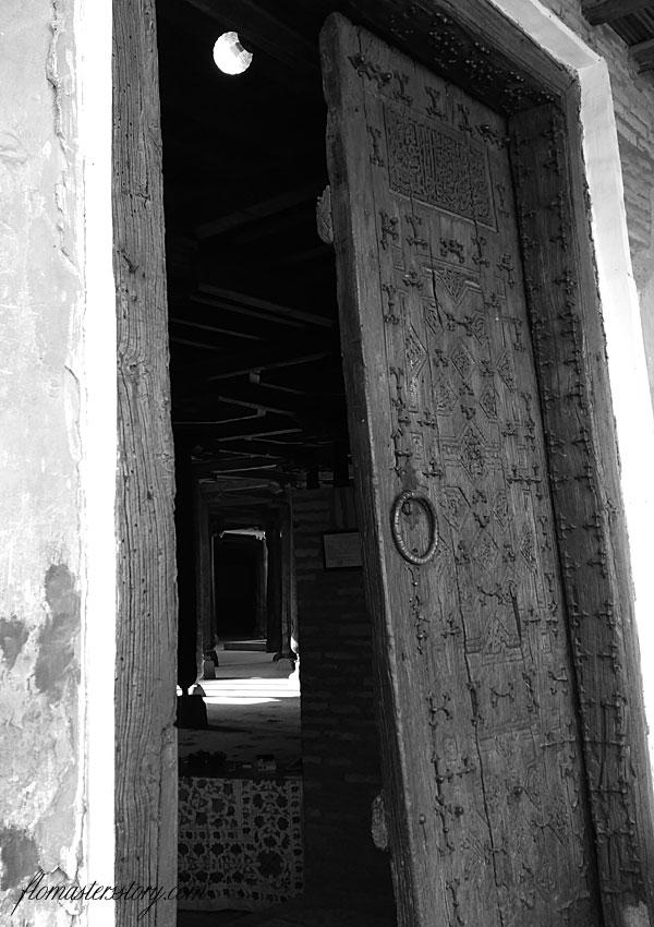 история дверей