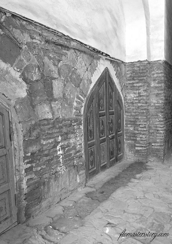 старые двери Хивы